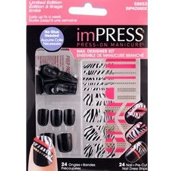Kiss imPRESS Nail Designer Kits - $1.79 Each