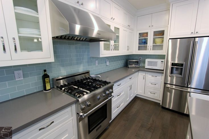 #classic style, #Transitional complete #Kitchen #Remodel with brand new custom #cabinets in city of #Irvine