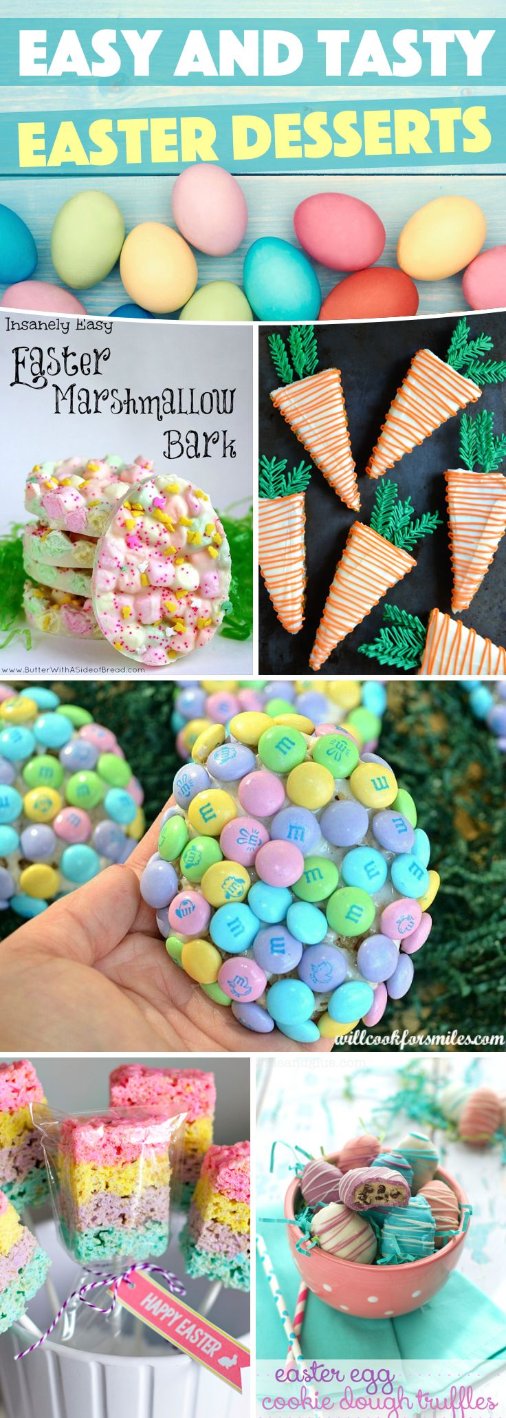 Easy And Tasty Easter Desserts