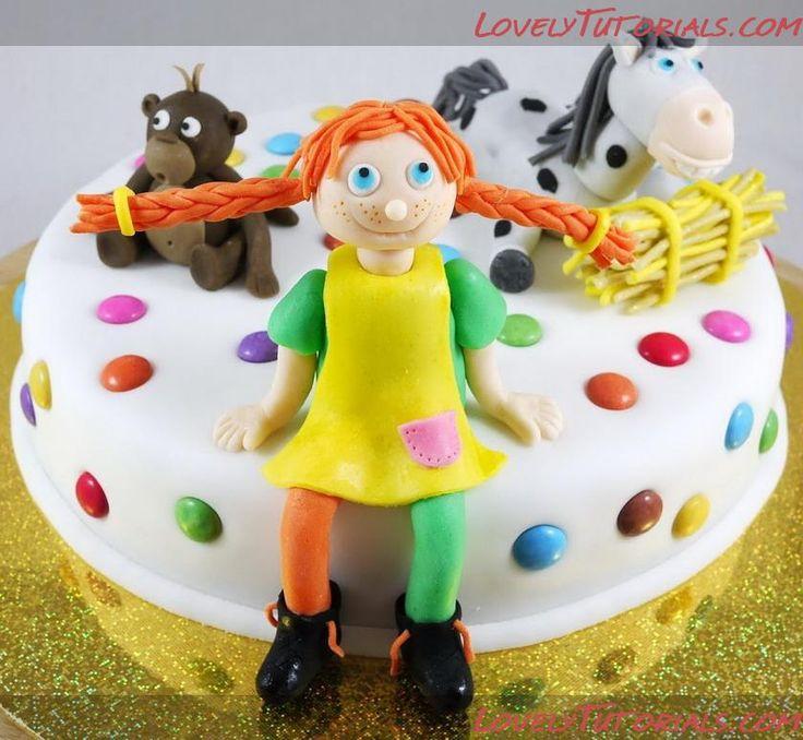 Cake Decorating Newtown : 189 beste afbeeldingen van Parties - Pippi Longstocking ...