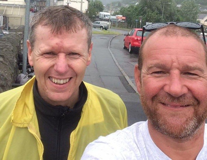 by Rob Jones I, Rob Jones from World of Words cycled to the Nantgarw section of the Taff Trail and that 25 miles or so there and back was enough for me! However, the purpose of the jaunt was to mee…