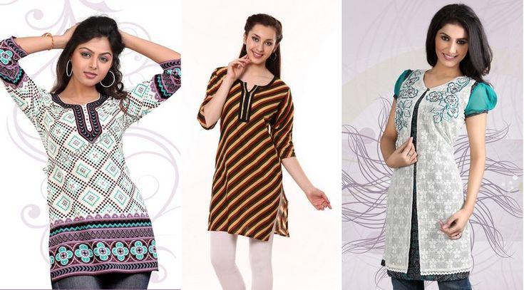 Latest Tops & Kurta Design for Girls