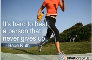 hard to beat: Fit Quotes, Half Marathons, Babes Ruth Quotes, Motivation Quotes, Diet Plans, So True, Keep Running, Weights Loss, Running Plans