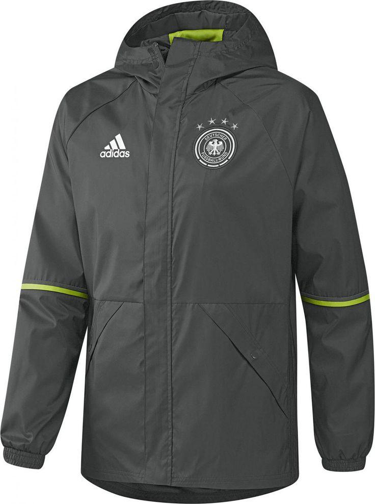 Sportolino Angebote adidas DFB Regenjacke EM 2016 (Größe: S, dgh solid grey): Category: Ballsport>Fußball>Fussball EM 2016>EM 2016…%#sport%