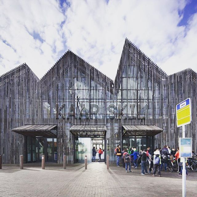 Kaap Skil Museum in Oudeschild, Netherlands by @mecanoo_⠀ ⠀ #architecture #lifestyle #buildingdesign #conceptdesign #lifestylephotography #building #modern #contemporary #amazingarchitecture #instaarchitecture #instamood #archimodel #archilovers #museum #building #architects #netherlands ⠀ ⠀