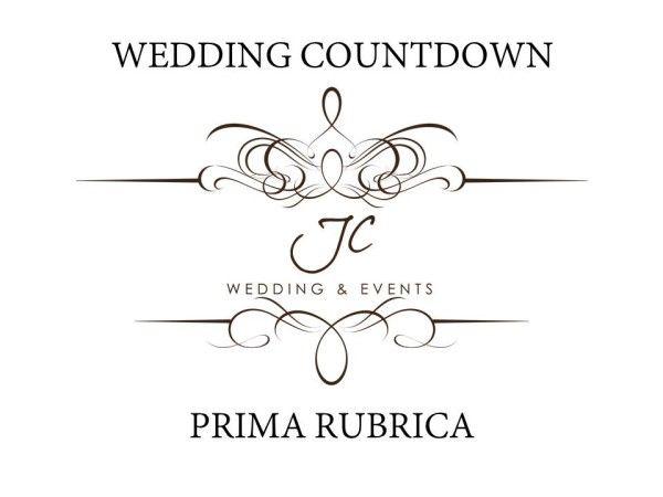 WEDDING COUNTDOWN: LE CONGRATULAZIONI
