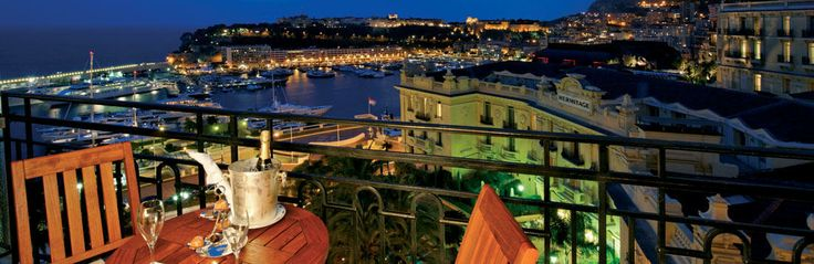 Luxury Exclusive room with a sea view in Monaco | Hotel de Paris