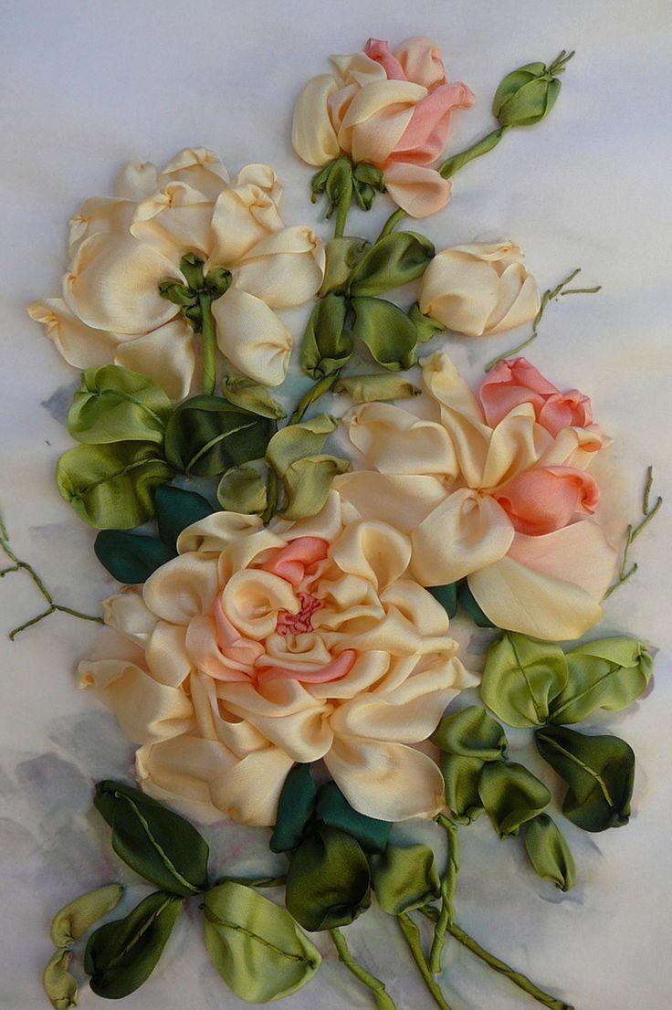 Buy Stripe Ribbons Online Nicholas Kniel Fine Ribbons - Ribbon roses nixele photo