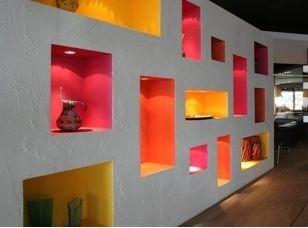 nicchie a muro in ceramica : 17 migliori idee su Nicchie Da Parete su Pinterest Illuminazione di ...
