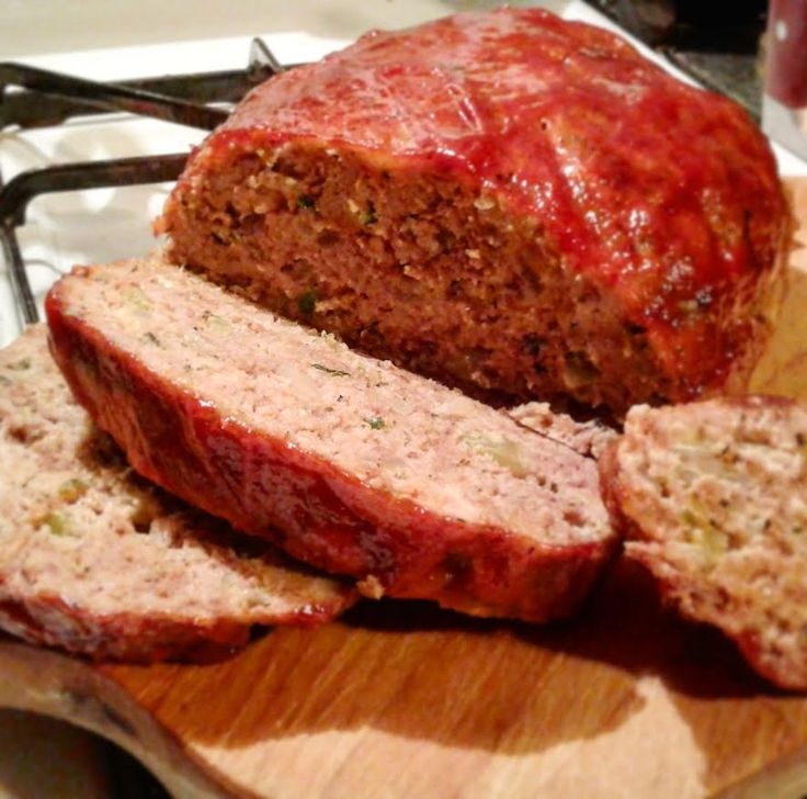 Meatloaf is probably one of my favorite comfort foods of all time.  I'm obsessed with meatloaf.  In fact, meatloaf got me to Los Angeles to...