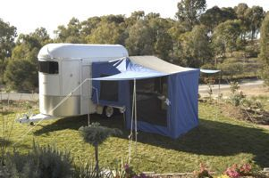 Horse Trailer Camper - a Camping Innovation by Jobe & Co.
