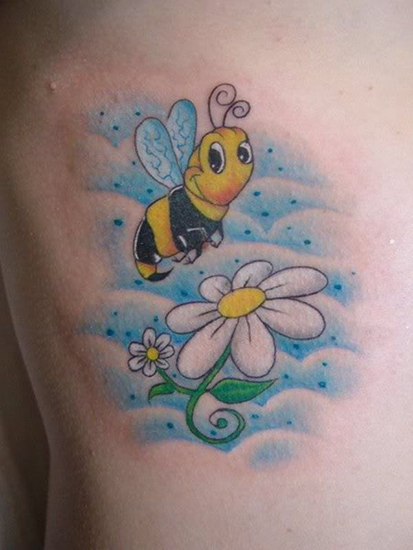 52 best images about bee tattoo design on pinterest bumble bees in fashion and honey bees. Black Bedroom Furniture Sets. Home Design Ideas