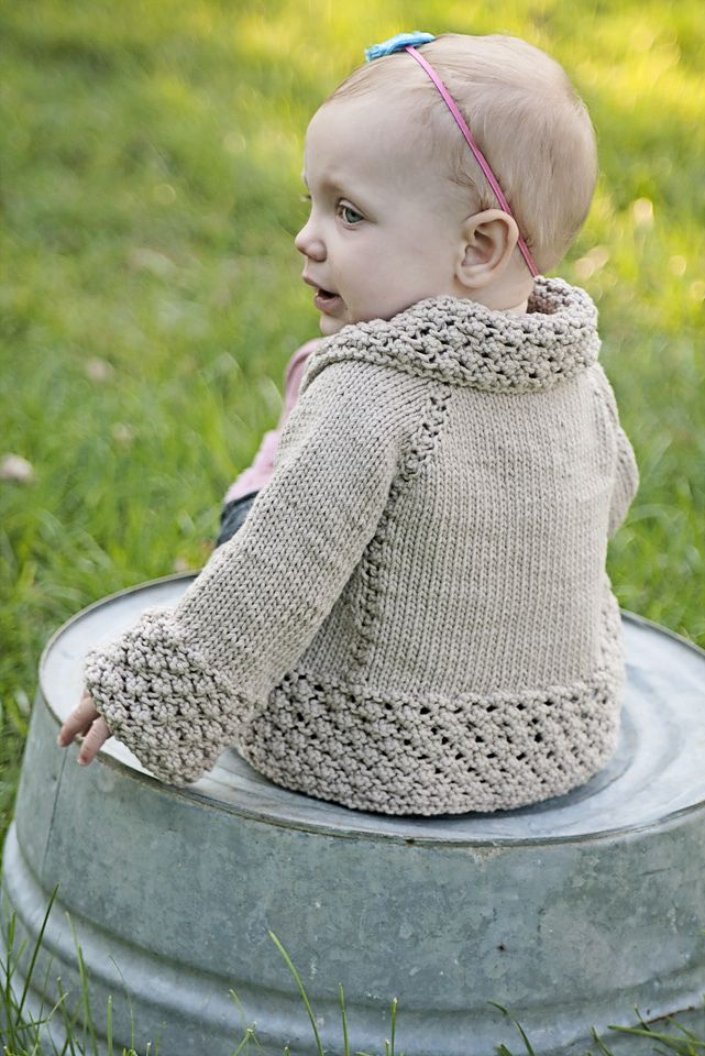 Ravelry: photocowgirl's Roseberry Cardi for K