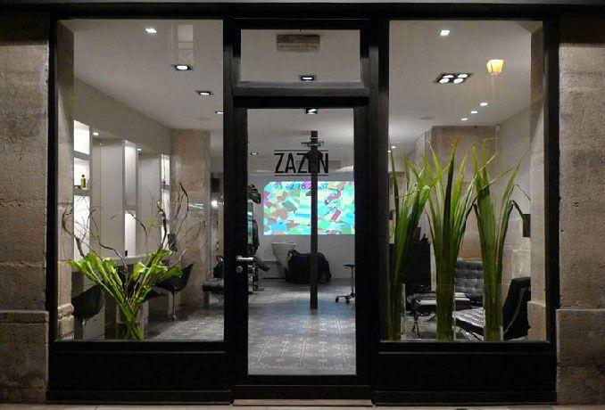 ZAZEN Paris | Salon de coiffure