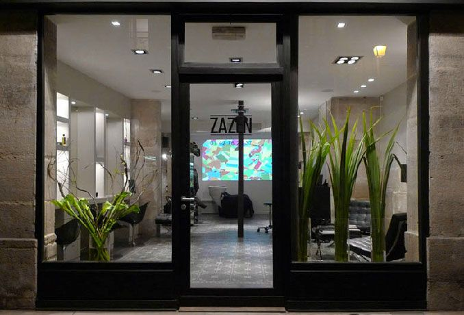Zazen paris salon de coiffure salons coiffure for Salons de paris