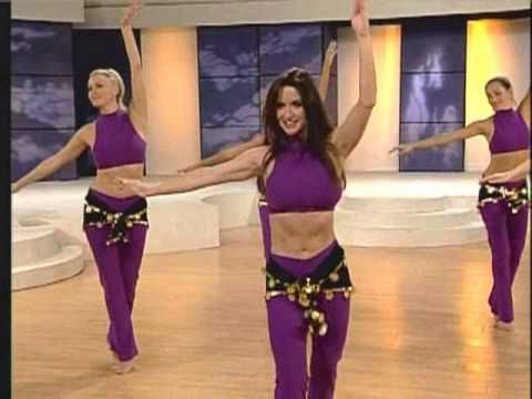 belly dance video for beginners