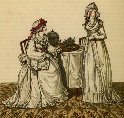 Breakfast in the Regency Era and their Definition of Morning