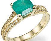 2 carat Natural Emerald