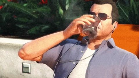Michael, do GTA V. | 23 bugs em games que farão você rir mais alto do que deveria