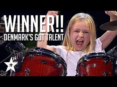 10歳の少女ドラマーがオーディション番組でレイジ・アゲインスト・ザ・マシーンやレッド・ツェッペリンをカヴァーして見事優勝 - amass
