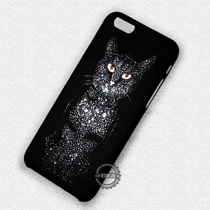 Cosmic Cat Cool Art - iPhone 7 6s 5c 4s SE Cases & Covers