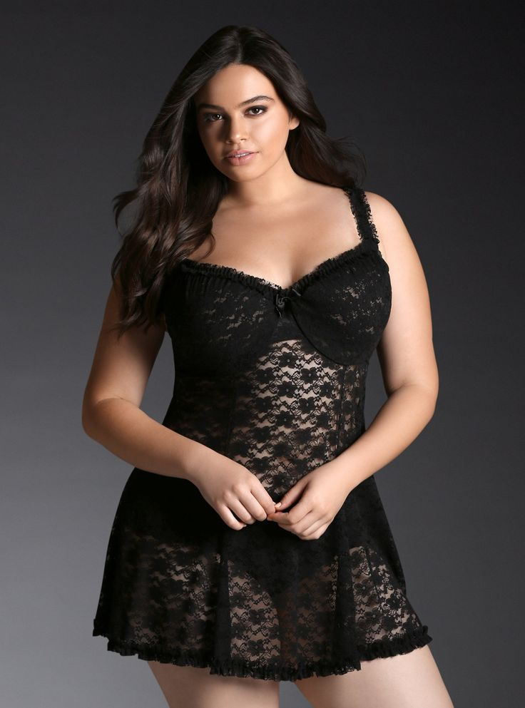 Image result for PLUS SIZE LINGERIE BY SERIOUSLYSENSUAL