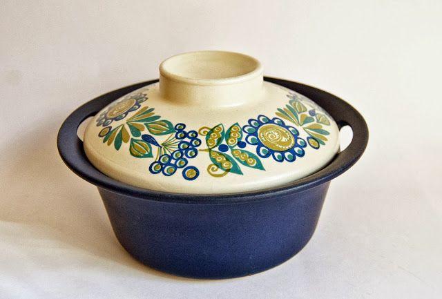 Retro Pottery Net: Tor Viking - Figgo - Turi Gramstad Oliver