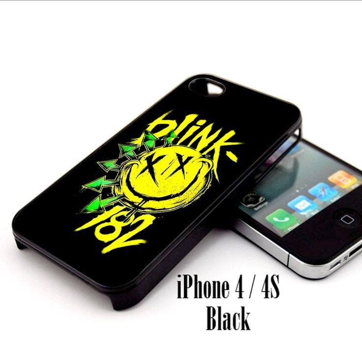 Blink 182 for iPhone 4/4S, iPhone 5/5S, iPhone 5c, iPhone 6/6s, iPhone 6 Plus Case