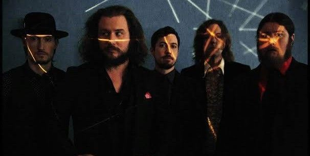 My Morning Jacket made their early reputation off the three sublime albums they recorded at Above The Cadillac – 1999's The Tennessee Fire, 2001's At Dawn and 2003's It Still Moves. Click picture to hear their sound! #rockband #rock #atlanta