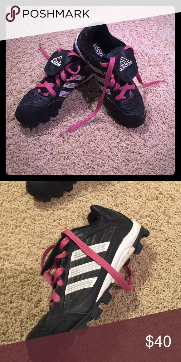 Adidas Softball Cleats Great condition! Adidas Shoes Athletic Shoes