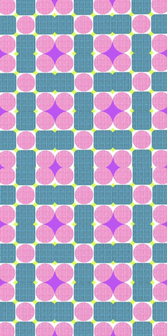 Wallpaper IPhone - Pattern Volumnia Fontana - FV