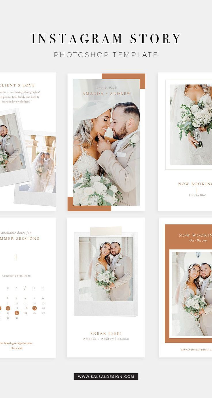 Instagram Story Photoshop And Canva Template Story Canva Etsy In 2021 Instagram Story Instagram Story Template Photography Business Cards Template