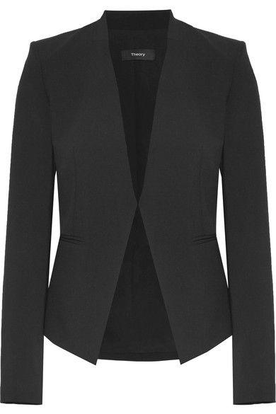 Theory | Lanai stretch-wool blazer | NET-A-PORTER.COM