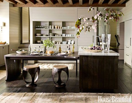 150 beautiful designer kitchens for every style - Designer Kitchen Tables