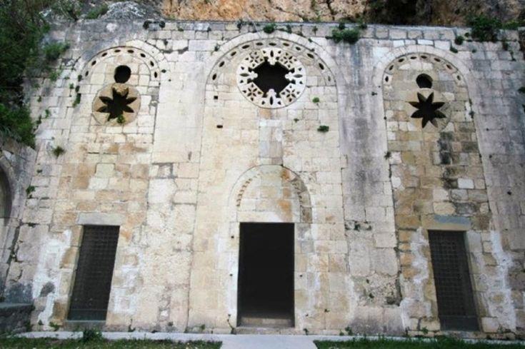 Cave Church of St. Peter - Antioch, Turkey