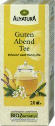 #Guten Abend #Tee #Alnatura #dm