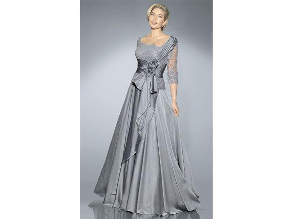 Pronovias Ideas de vestidos para la mamá de la novia y novio / boda//// para mama en otro color
