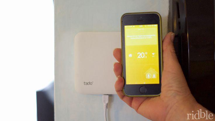 Stavi aspettando un termostato che ti permettesse di controllare il riscaldamento a distanza e di risparmiare riducendo gli sprechi? Scopri tado° nella nostra recensione
