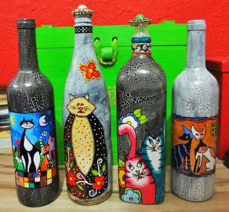44 best Garrafas de Vidro com reciclagem
