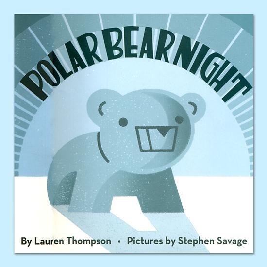 Polar Bear Night by Lauren Thompson #NodWishlistSweeps