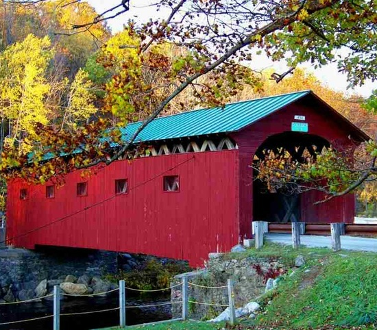 Old Covered Bridges | ye old covered bridges... /