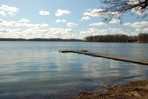 Pojezierze Drawskie, Drawskie Lake #Lake