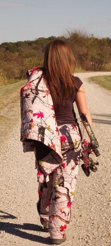 cute hunting clothes for women | Cute Camo Shirts For Women