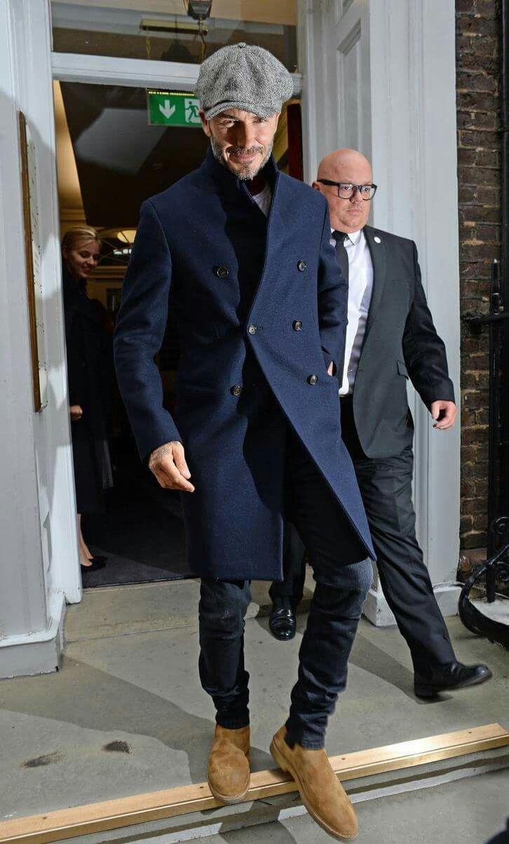 David Beckham Sweater