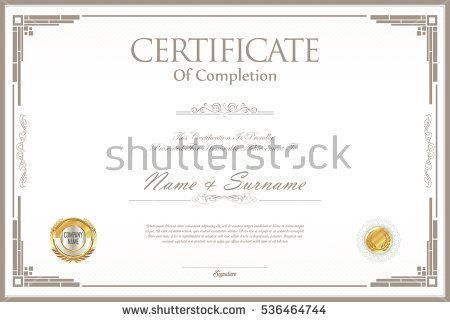 Best  Certificate Border Ideas On   Paper Borders