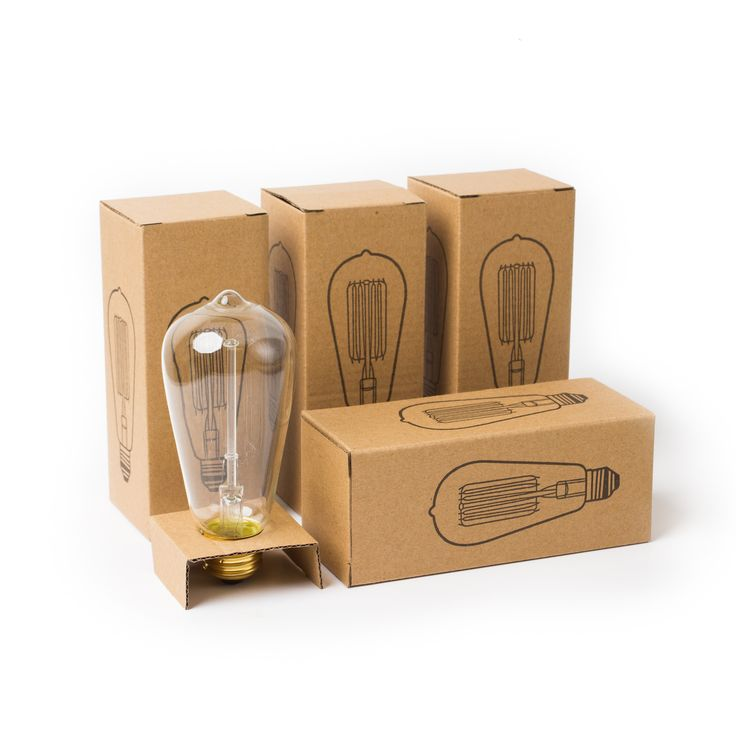 Thomas Edison would feel at home in their warm glow. These bulbs fit standard sockets and are fantastic for pendant lighting.