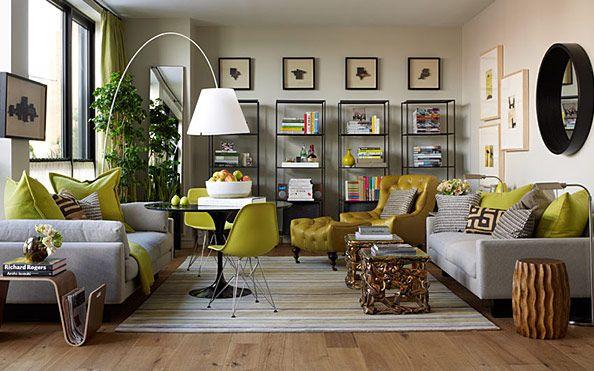 Elle Décor Modern Life Concept house Home Tour Elle