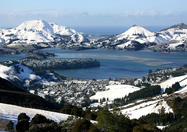Port Chalmers,NZ