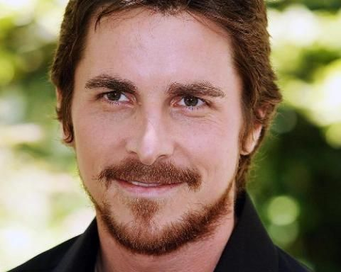 My favorite actor (and hottest man on the planet), Christian Bale