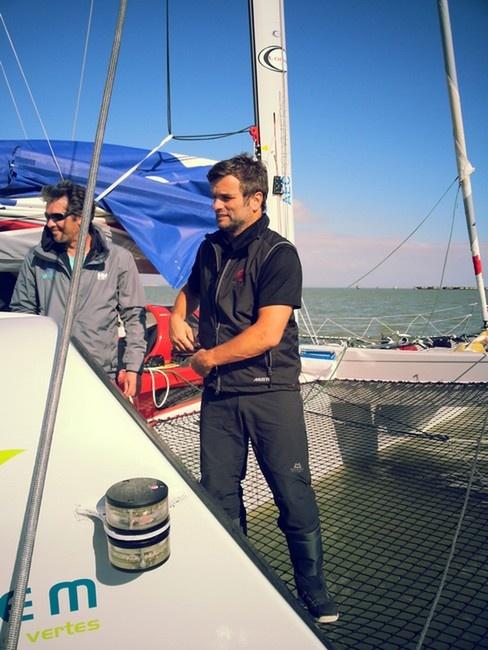 A votre avis quel est le point commun entre le navigateur marc Thiercelin et Jeanne M. ? La réponse dans quelques jours !